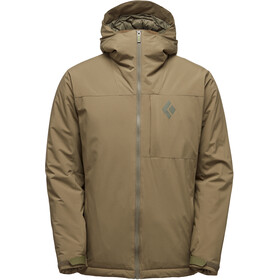 Black Diamond Pursuit Hoody Jacket Herr burnt olive